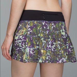 Lululemon Pace Rival Skirt II
